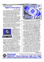 The Portal, May 2011