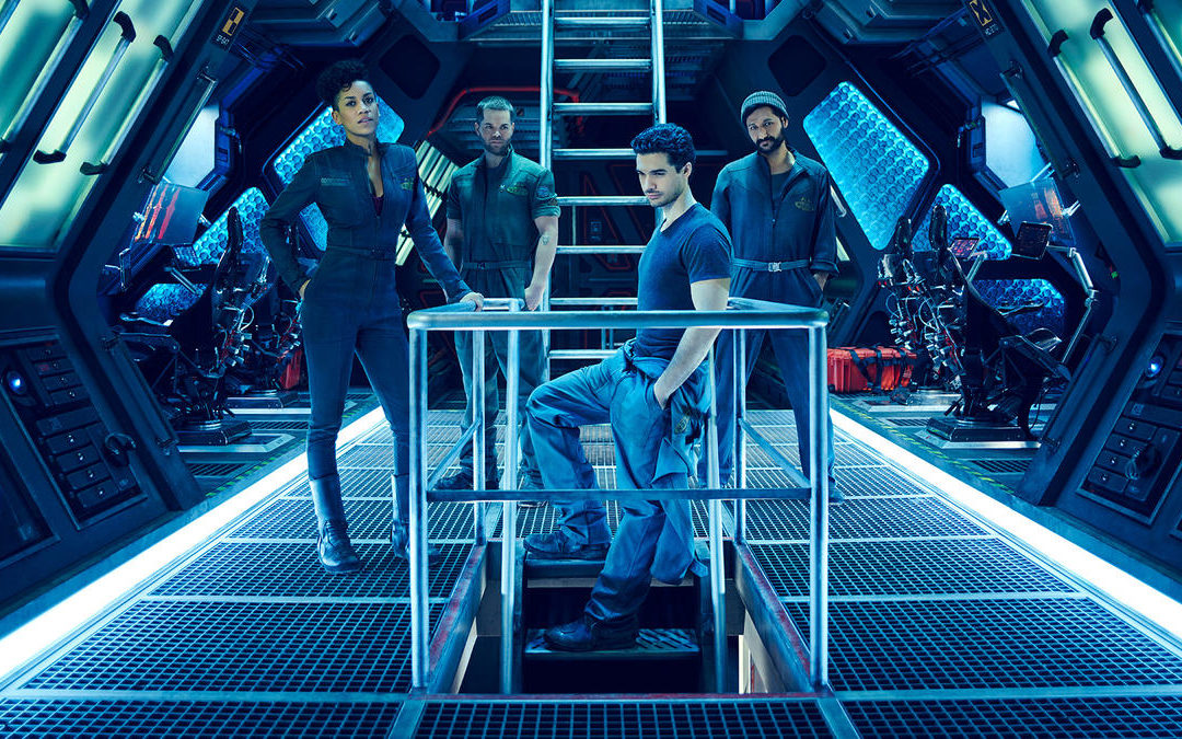 The Expanse Gets Real